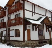 Отель Гірська соната