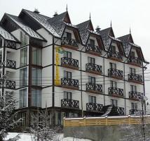 Готель Під стріхою