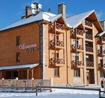 Гостиница Анастасия Голд