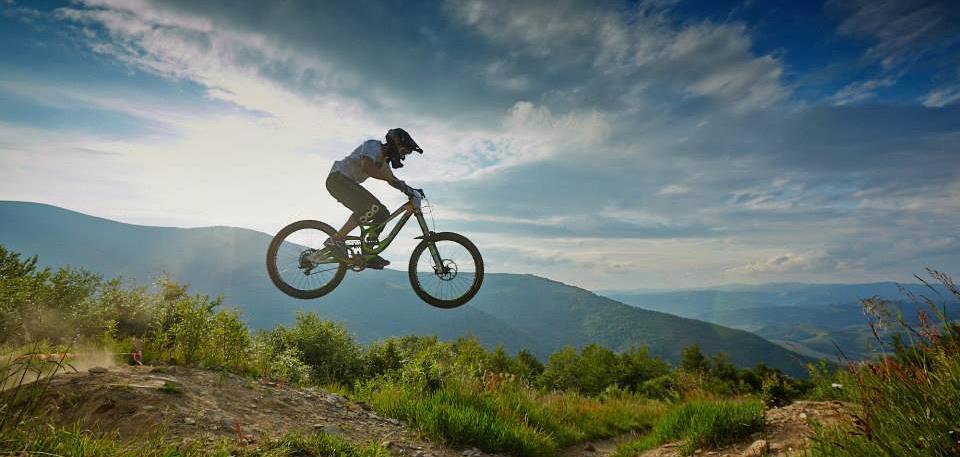 велоспорт в карпатах