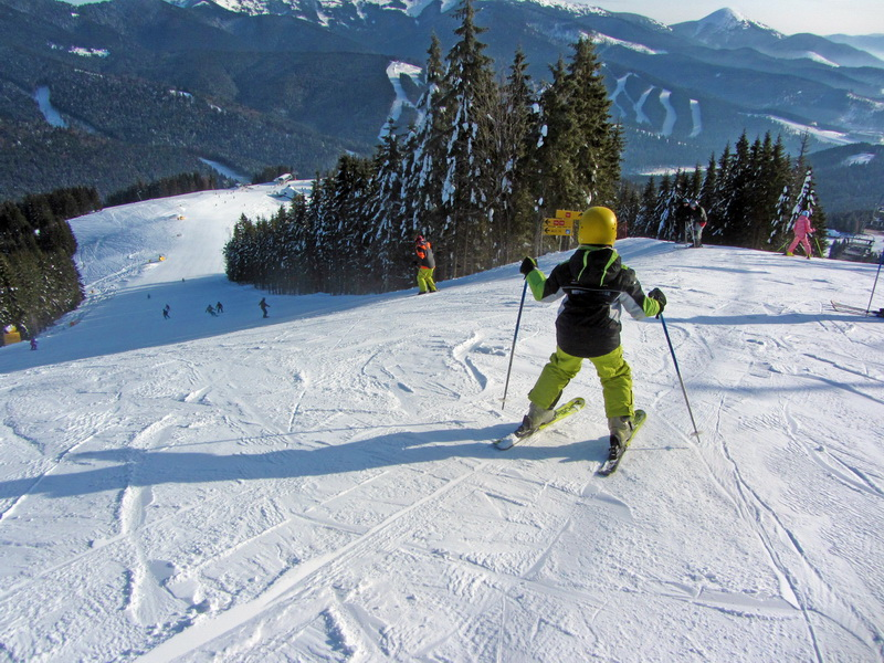 лыжи буковель 2015