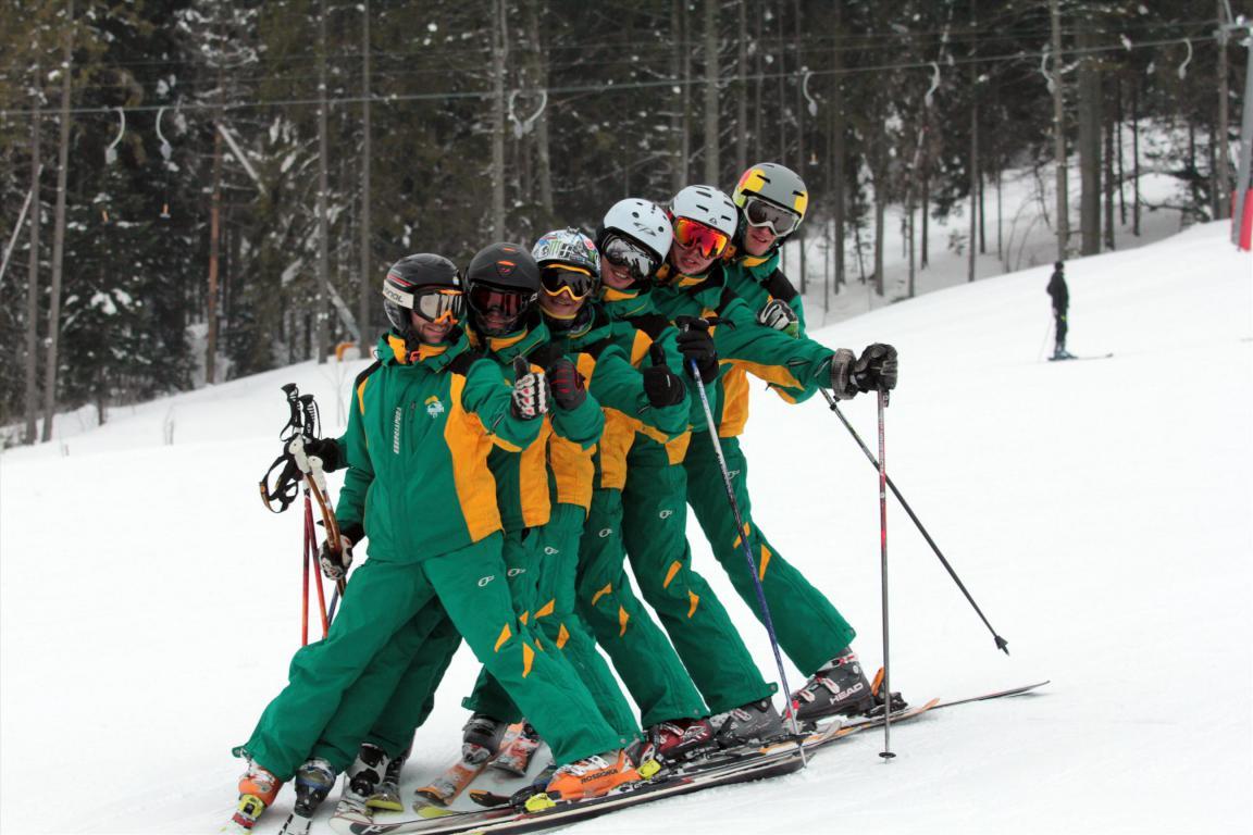 лыжная школа в Плае