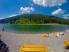 исскуственное озеро буковель