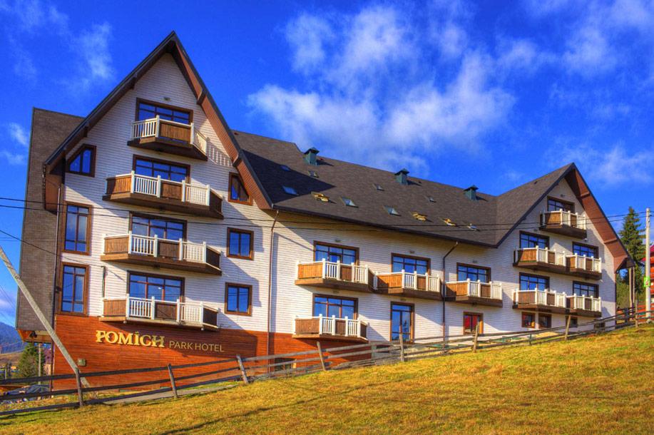 Отель Фомич