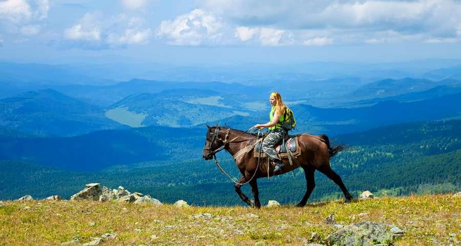 прогулки на лошадях карпаты