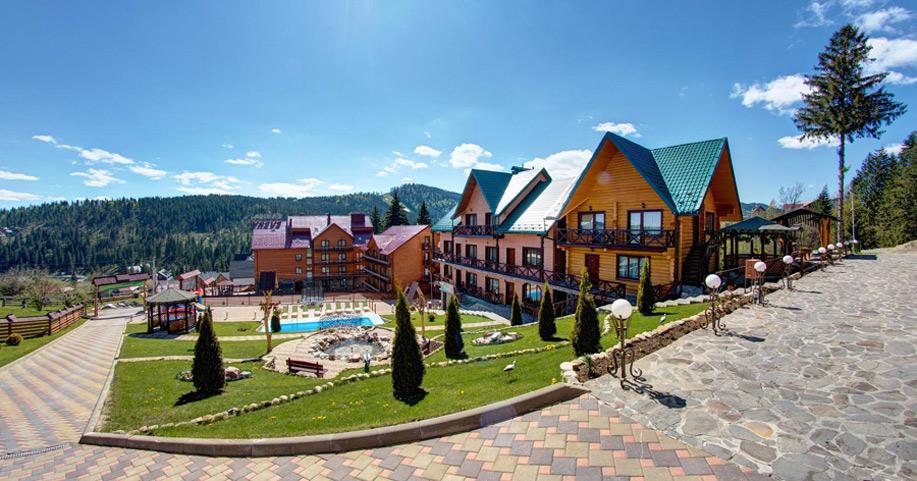 Гостиничный комплекс Подгорье